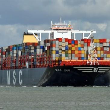 Aktuálně: sledujte polohu naší dodávky v kontejneru