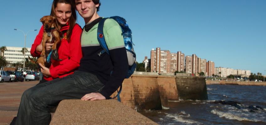 První dny v Montevideu